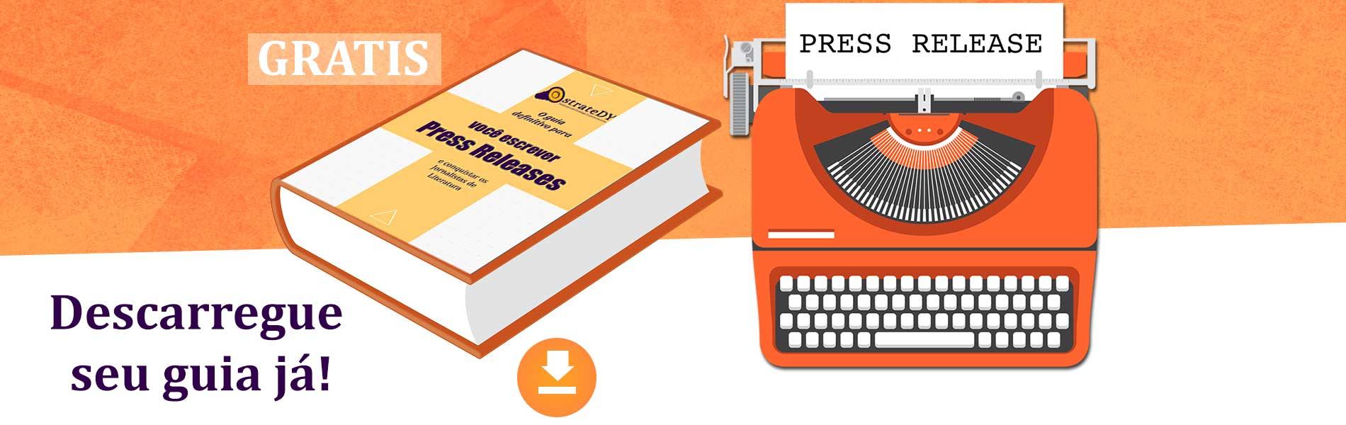 como escrever um press release