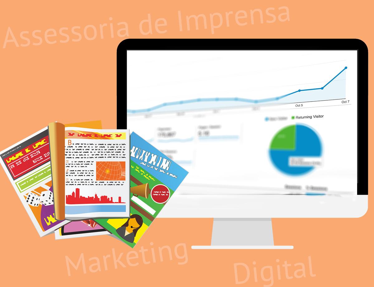 assessoria de imprensa marketing digital